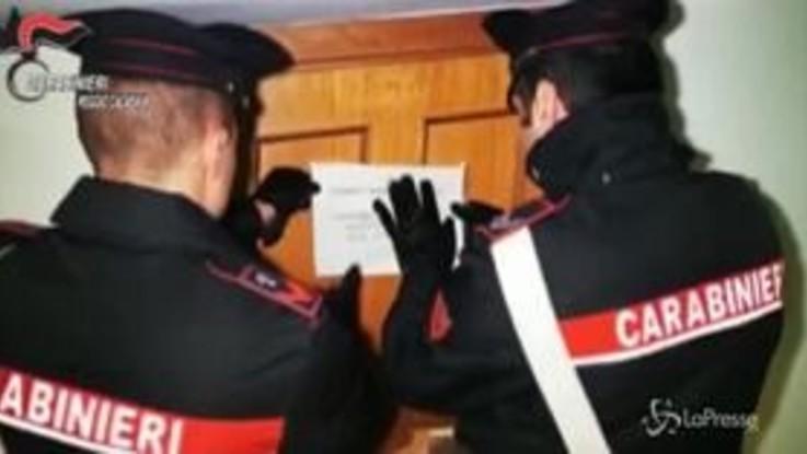 Reggio Calabria, 14 coltellate alla fidanzata