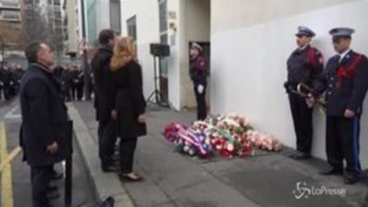 Charlie Hebdo cinque anni dopo, commemorazioni a Parigi
