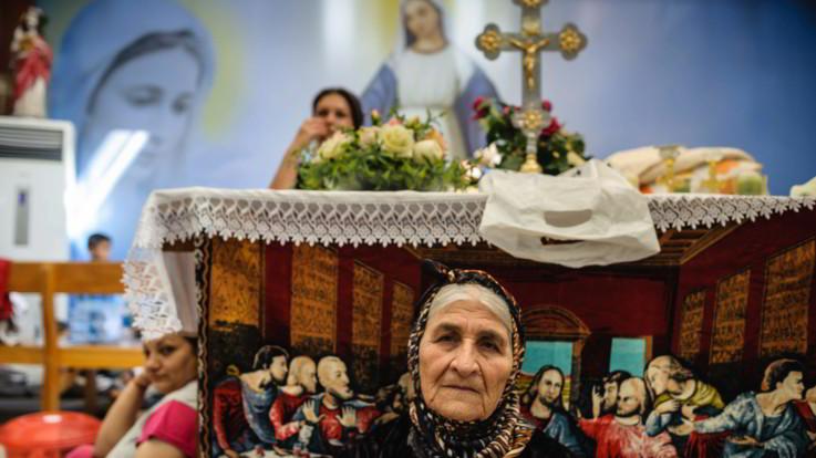 """Iraq, allarme 'Acs': """"Se Isis rifiata cristiani più in pericolo"""""""