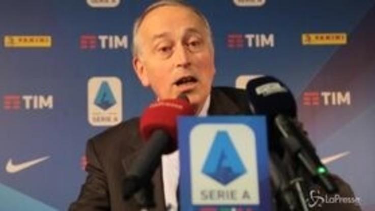 """Lega A, Abete: """"Con Dal Pino ripristinata normalità"""""""