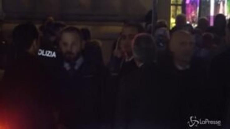 Italia-Libia, Haftar lascia Palazzo Chigi