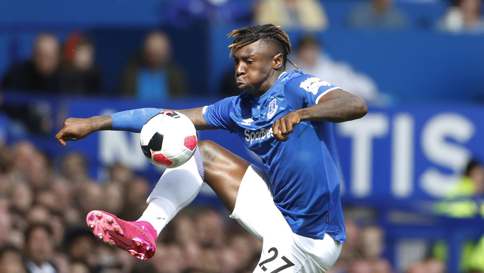 5) Moise Kean | Everton - 56,2 milioni ©