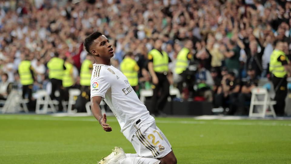 2) Rodrygo Goes | Real Madrid - 87,1 milioni ©