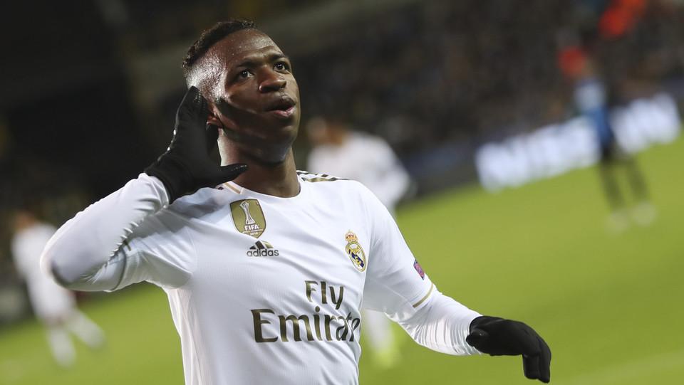 3) Vinicius Junior | Real Madrid - 84,5 milioni ©