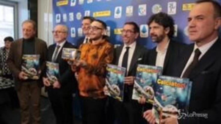 """Presentato l'album calciatori Panini 2019-2020: """"Sarà la collezione più ricca della storia"""""""