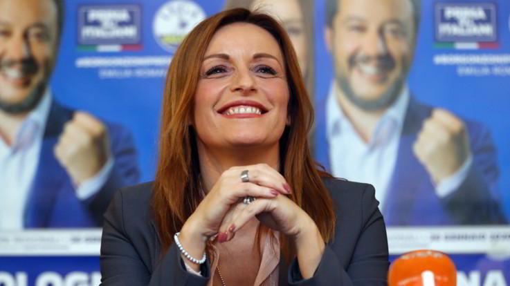 """Borgonzoni: """"Voglio cambiare l'Emilia-Romagna, la sinistra nega i problemi"""""""