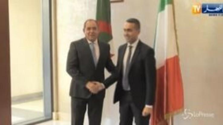 """Libia, Di Maio: """"Cessate il fuoco obiettivo principale"""""""