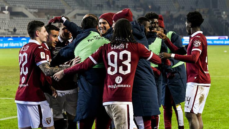 Coppa Italia: il Torino supera ai rigori il Genoa e vola ai quarti