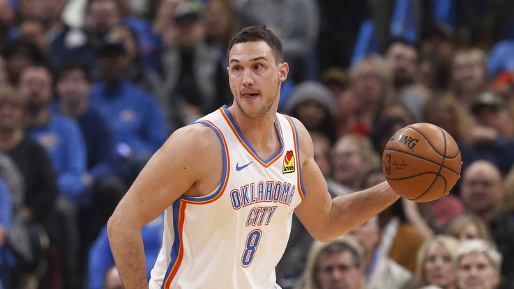 Nba, Gallinari trascina Okc contro Houston, Philadelphia ok