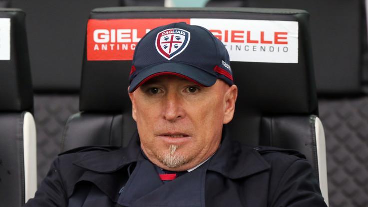 """Serie A: Cagliari-Milan, Maran: """"Siamo arrabbiati. Occhio a Ibra"""""""