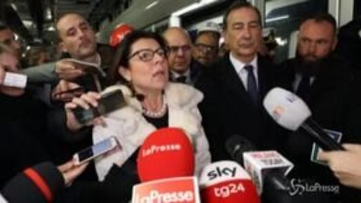 """Autostrade, De Micheli: """"Interventi sui viadotti triplicati"""""""