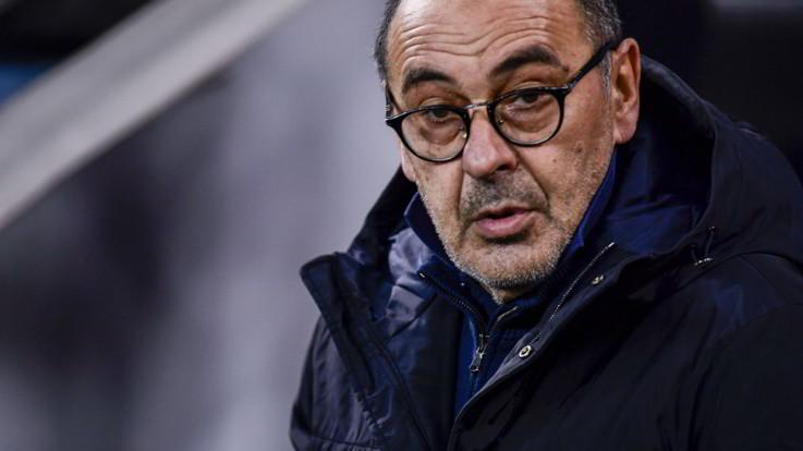 """Serie A: Roma-Juve, Sarri: """"Loro pericolosi. Dobbiamo trovare continuità"""""""