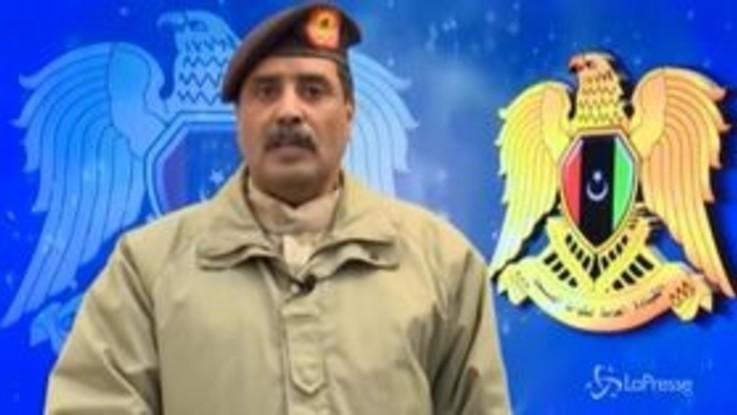 Libia, le forze armate di Haftar annunciano il cessate il fuoco