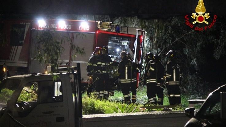 Schianto a Genova, due morti carbonizzati