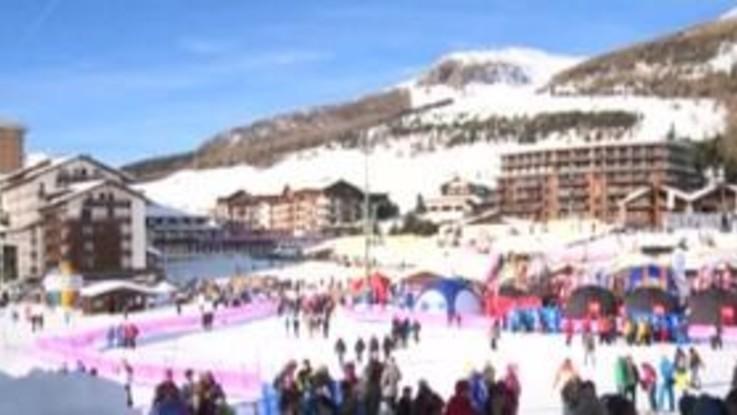 La Coppa del Mondo di sci torna a Sestriere: saranno 20mila a tifare per le azzurre