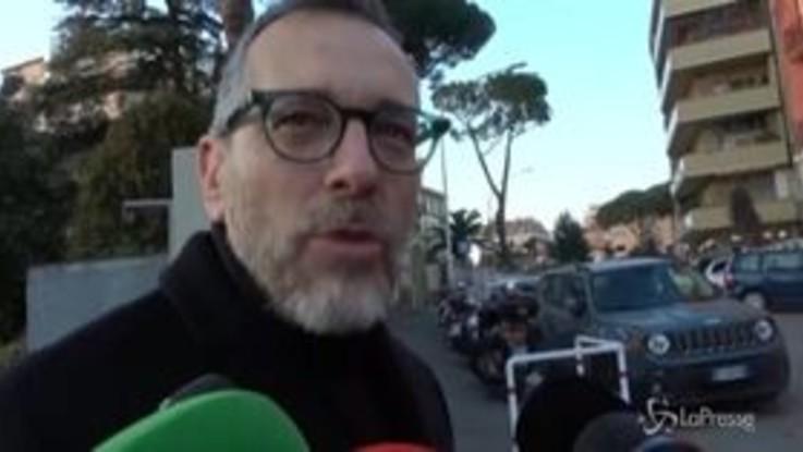 """Morte Pansa, Formigli: """"Uomo controcorrente con la schiena dirittissima"""""""