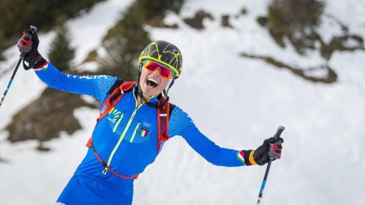 Olimpiadi Invernali Jr: Baldini d'oro, Tomasoni d'argento: doppietta azzurra nello sci alpinismo