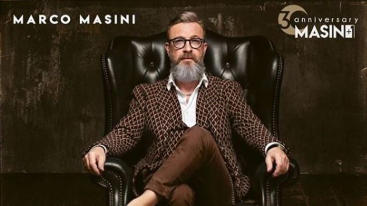 Esce il 7 febbraio nuovo album di Marco Masini: da aprile in tour