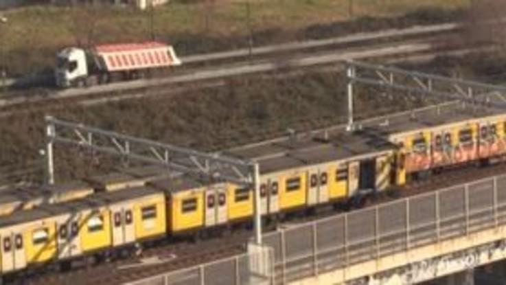 """Incidente metropolitana Napoli, i testimoni: """"Chi scappava, chi urlava, ci sono dei feriti"""""""