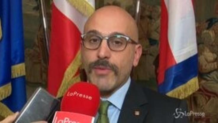 """Piemonte, Allasia: """"Per 50 Regione inno di Farassino e bandiera su Monviso"""""""