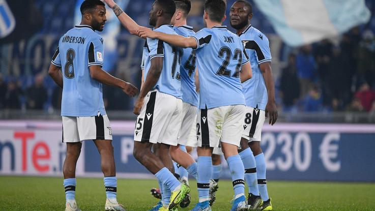 Coppa Italia: la Lazio cala poker alla Cremonese