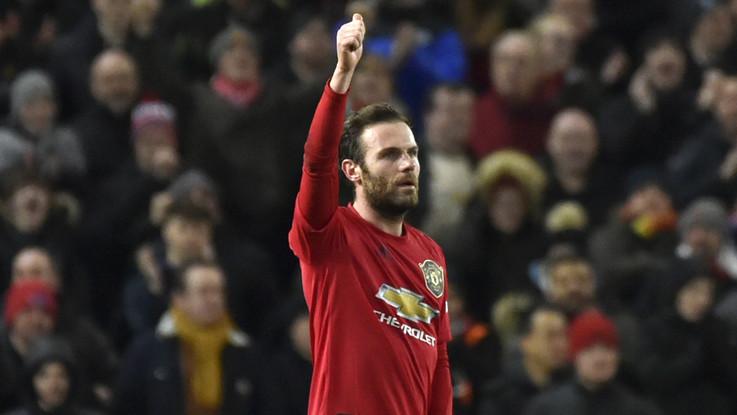 Fa Cup: Man United supera 1-0 Wolverhampton nel replay