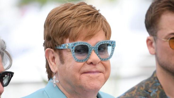 Elton John, in vinile il leggendario 'Live From Moscow'