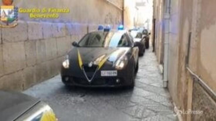 Benevento, truffa ai danni dello Stato: 10 ordinanze di custodia cautelare