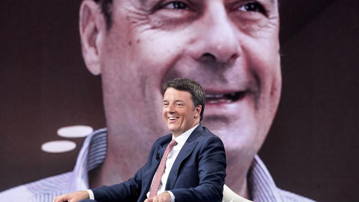 """Prescrizione, botte Pd-Iv. Renzi: """"Legge schifezza"""""""