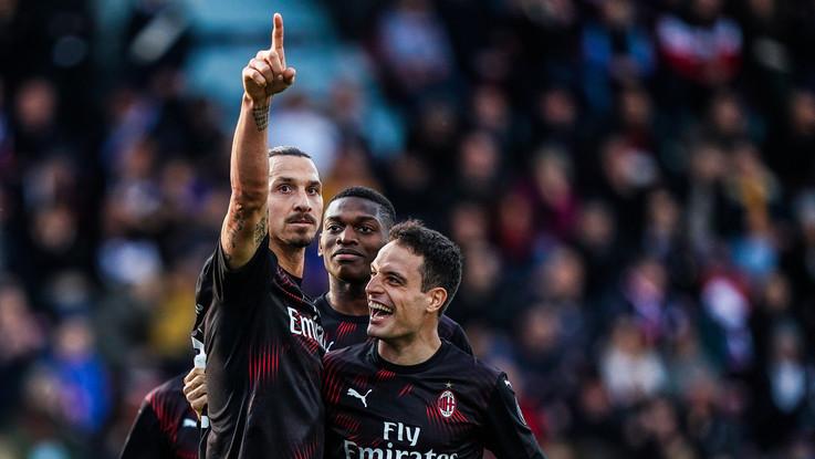 Milan: effetto Ibra. I rossoneri tornano a sognare