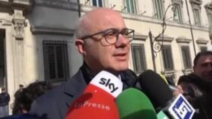 """Maltempo, D'Incà: """"Dal Cdm 208mln per le zone colpite, 40 al Veneto"""""""
