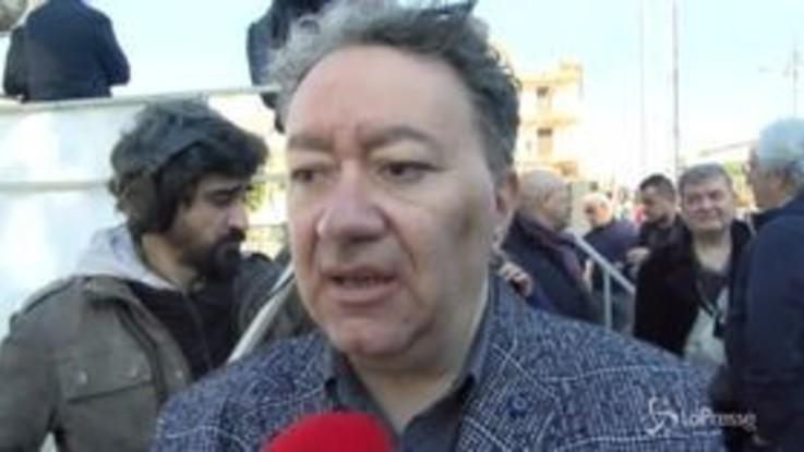 """Riace, il sindaco Trifoli: """"La Lega e Salvini ci sono stati vicini, vogliamo metterli alla prova"""""""
