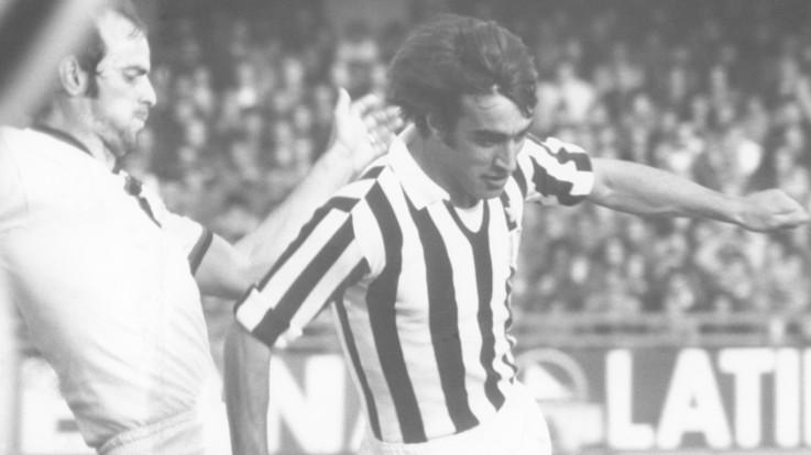 Pietro Anastasi: bomber icona degli Anni 70 | FOTOGALLERY