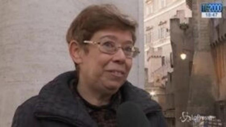 """Vaticano, prima donna sottosegretario di Stato: """"Il Papa come al solito ci ha stupito"""""""