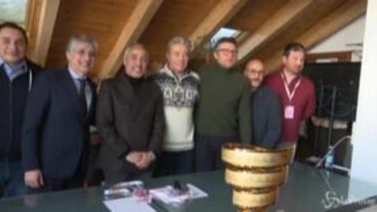 Il Giro d'Italia torna al Sestriere aspettando i Mondiali di sci del 2029