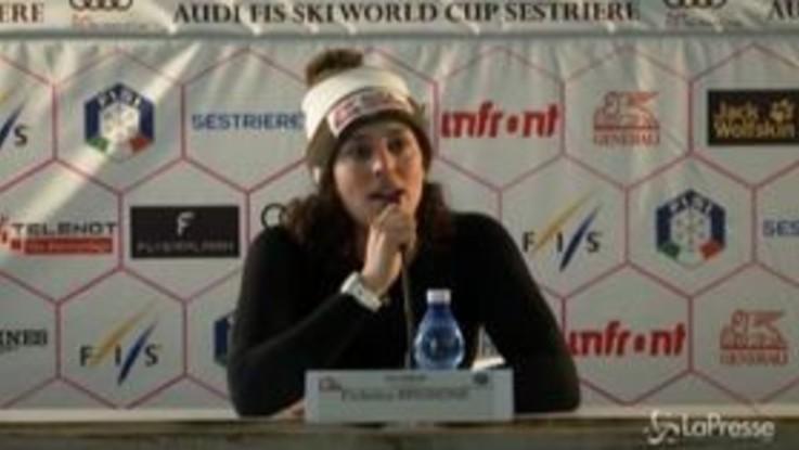 Sci, Coppa del Mondo: Brignone da favola, come lei Vlhova