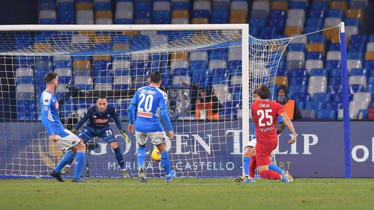 Il Napoli cade ancora, al San Paolo esulta la Fiorentina