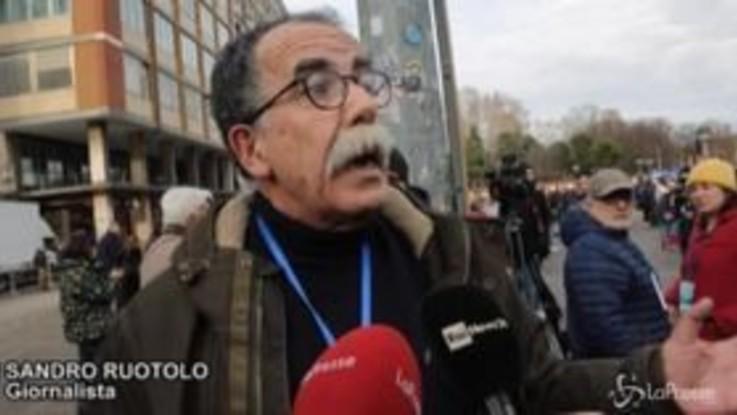 """Sardine, Ruotolo: """"Con loro si è ritrovata la società civile"""""""
