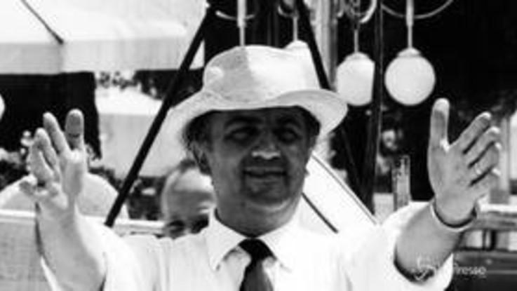 Un secolo fa nasceva il regista Federico Fellini