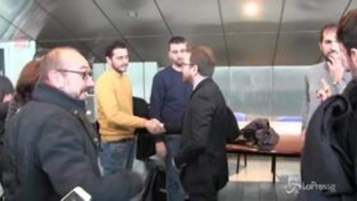 Bagnoli, Provenzano incontra disoccupati e comitati cittadini