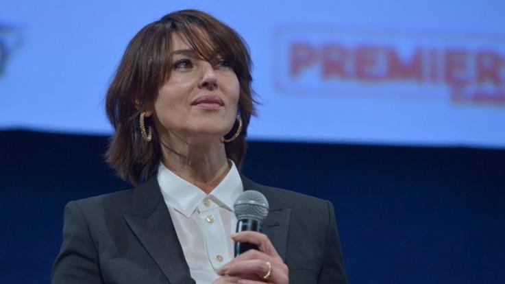 Sanremo, Monica Bellucci dà forfeit
