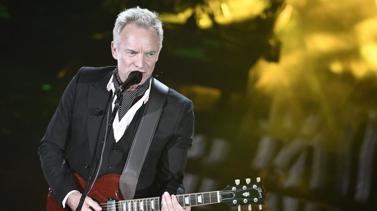 Sting, a Parma la prima data del 'My songs tour 2020'