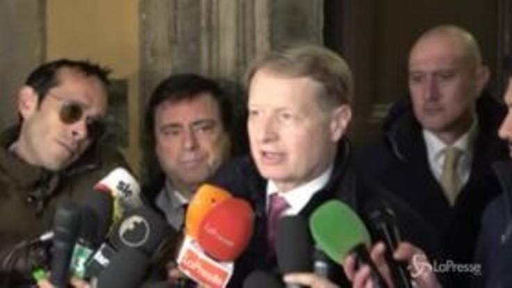 """Gregoretti, Malan: """"Relazione Gasparri bocciata, via libera a processo"""""""