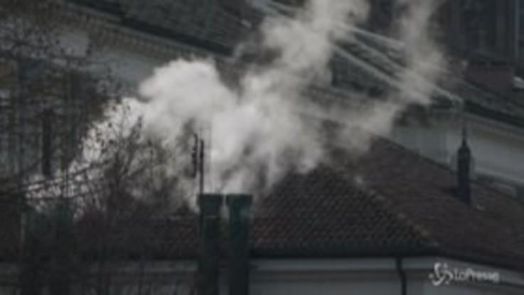 Piemonte: il 50% delle polveri sottili proviene dal riscaldamento a biomassa