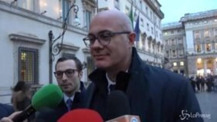 """Nuovi addi M5s, D'Incà: """"La maggioranza è solida, nessuna preoccupazione"""""""