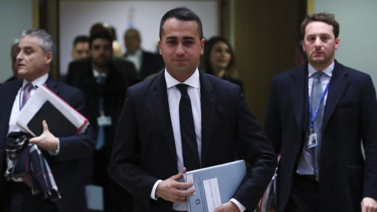 M5S, Di Maio mercoledì riunisce ministri: rumors su passo indietro