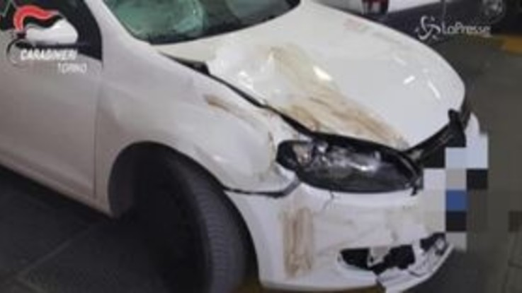 Torino, travolto e ucciso da un'auto: arrestato pirata della strada