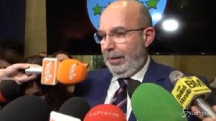 """Di Maio lascia guida M5S, Crimi: """"Nessun impatto sul governo"""""""