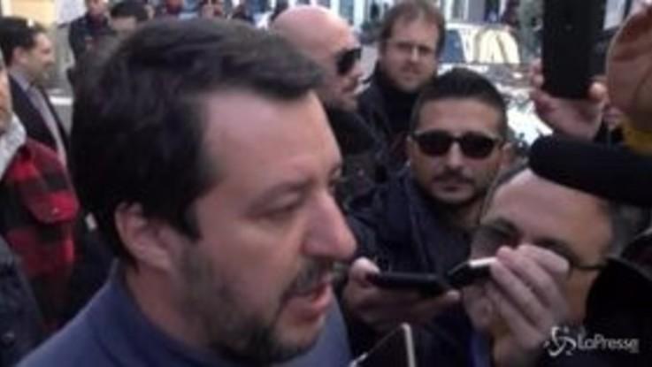 """Salvini e la citofonata al presunto spacciatore: """"La droga la combatto sempre e comunque"""""""