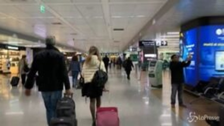 Virus cinese, controllati 200 passeggeri a Fiumicino: stanno bene